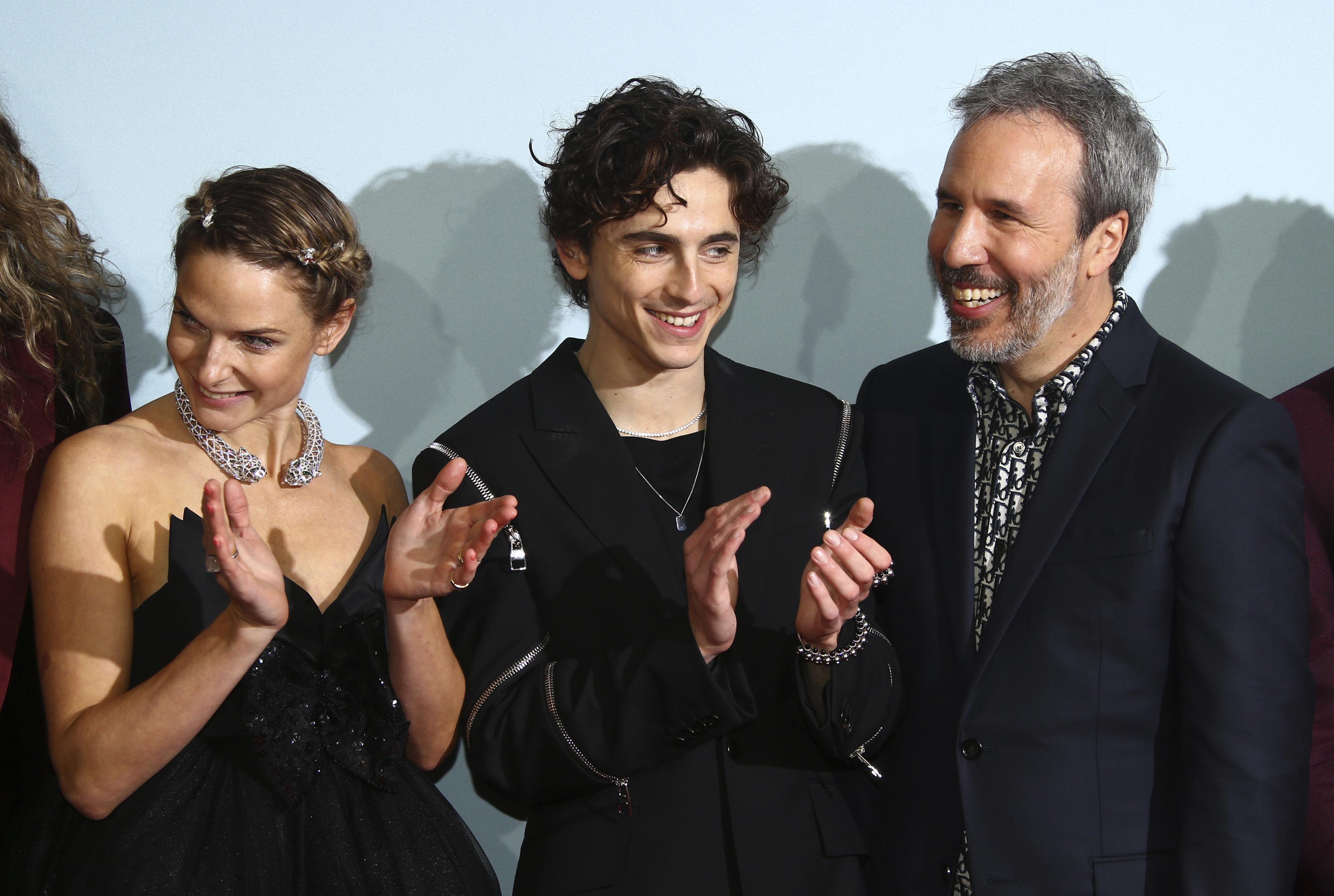 Despite Hybrid Release, 'Dune' Draws Well on the Big Screen – NBC Bay Area