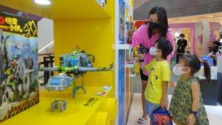 China Qingdao Lego