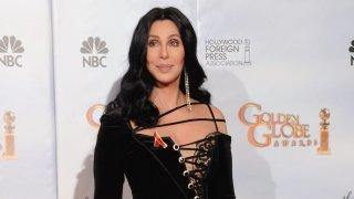 singer Cher