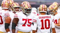Five 49ers to Watch vs. Colts in Week 7 of 2021 NFL Season