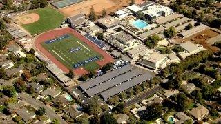 Los Altos High School.