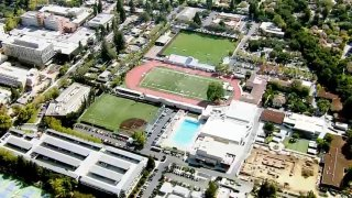 St. Francis High School in Mountain View.