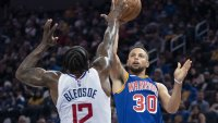 Warriors Observations: Steph Curry Drops 45 in Gritty Win Vs. Clippers