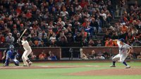 Giants Look Forward to Next Shot at Dodgers After Rekindling Rivalry