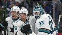 Sharks' 4-0-0 Start to Season Highlighted by Remarkable Stats