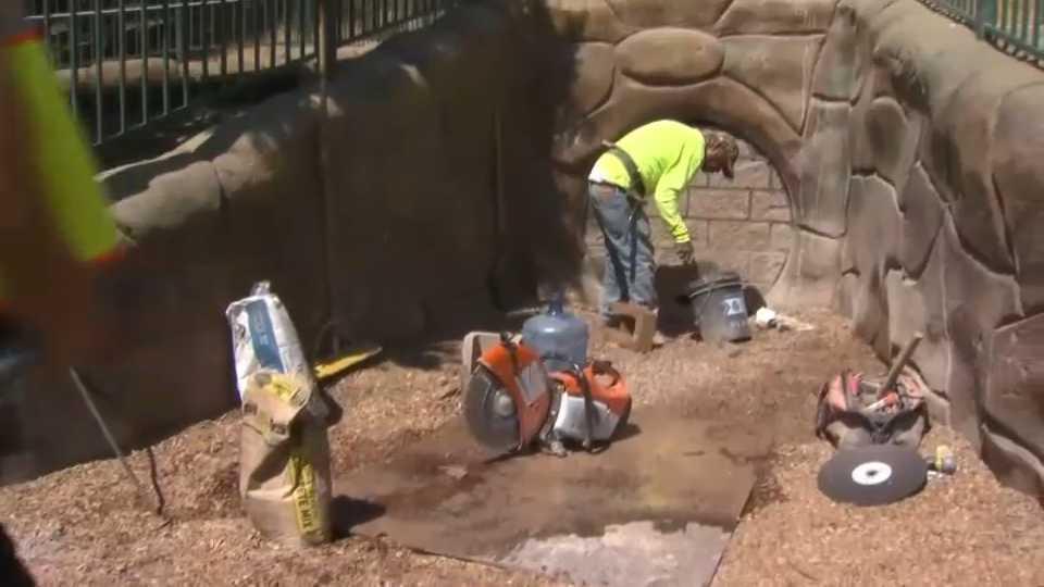 Martinez Playground Tunnel Sealed Over Safety Concerns