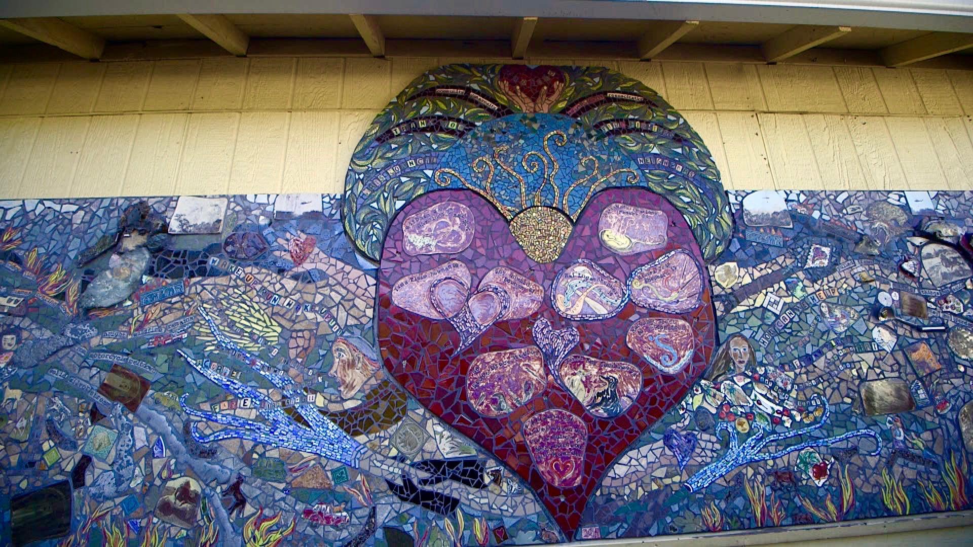 Mendocino County Community Remembers Tragic Fire Through Art