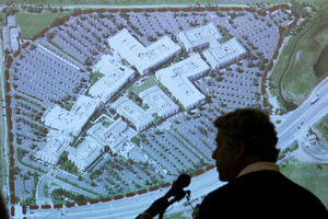 FB Prepares New Campus in Menlo Park