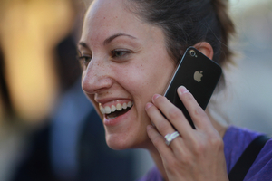 New iPhones May Have Voice Recognition