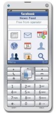 Facebook Launches App for Feature Phones