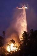 APTOPIX Large Explosion