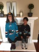 05-26-16-san jose sharks-fans-kids love sharks-jerseys-teal and black