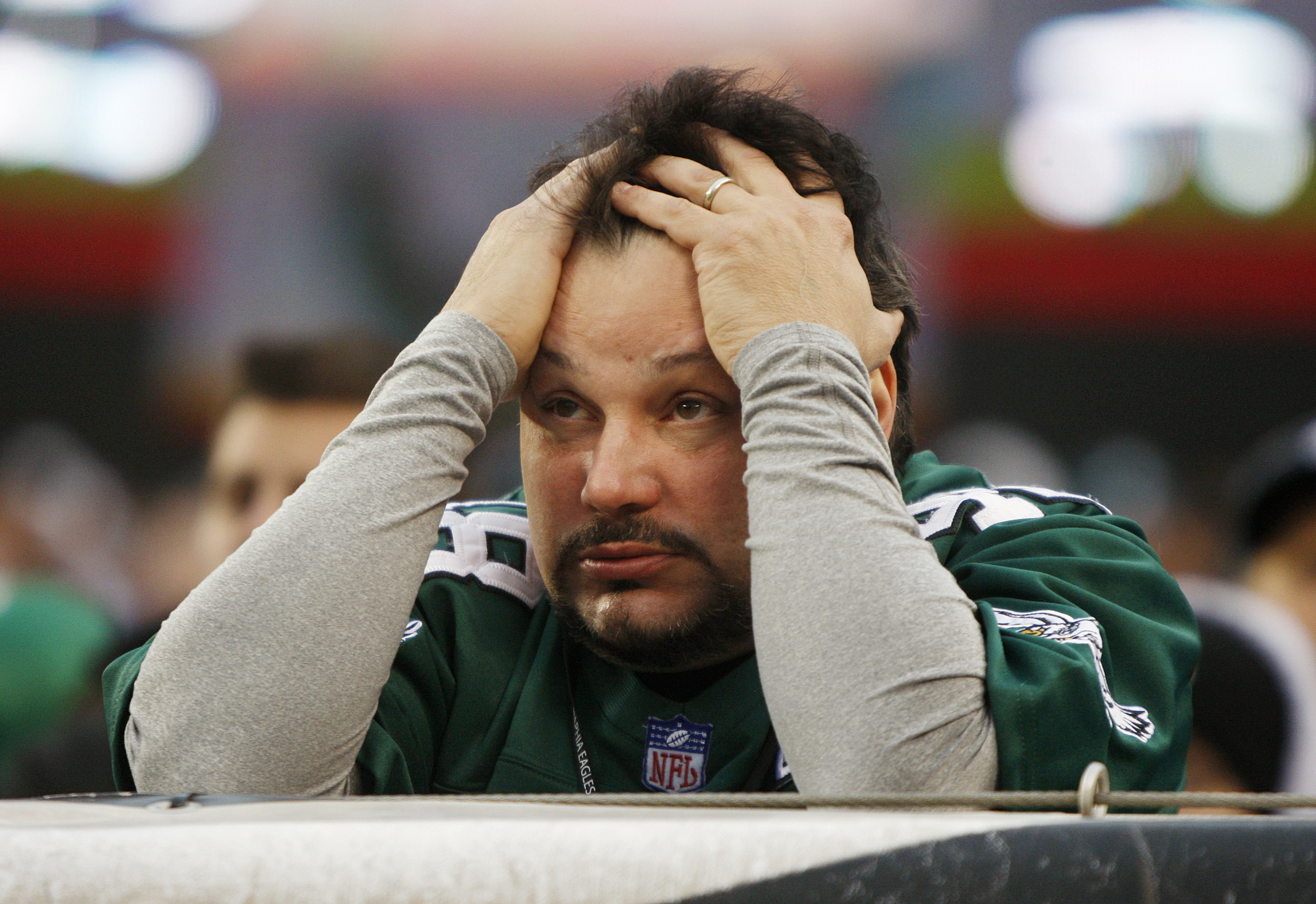 By the Numbers: The Eagles' Horrendous Loss