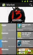 Android Market Battles Netflix and Amazon