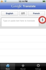 Why Google Translate for iPhone?