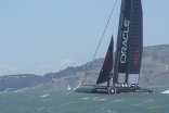 Oracle Racing Hits the Water