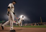 In Pictures: Giants Take on the Dodgers