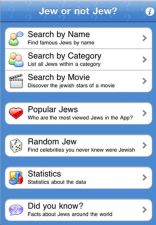 "Apple Yanks ""Jew or Not Jew?"" App From France, Not U.S."
