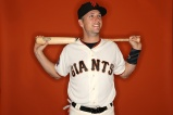 <strong> Buster Posey, #28, Catcher </strong>