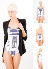 R2-D2 Swimsuit to Cause Conflicting Emotions in a Lot of Teenage Boys