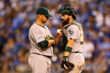A's Can't Hold Lead, Eliminated from Playoffs