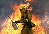 Rocky Fire Threatens Thousands of Structures