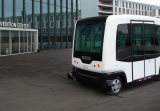 EasyMile Brings Driverless Shuttles to Silicon Valley Office Park