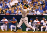 AL Wild Card: A's vs. Royals