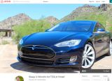'Room' – Inside a Tesla – Offered on Airbnb