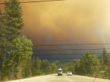 Viewer Photos of King Fire