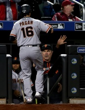 Giants Doomed By Homers, Errors vs Dodgers