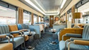 Vintage Train Ride