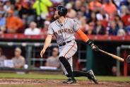Giants Clobber Ball Again in 9-8 Win over Reds