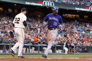 Giants Edged Out 3-2 by Rockies in Heated Battle