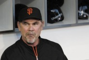 Bochy: 'The Bus Left Me'