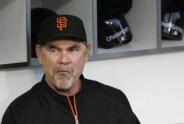 Survey: Bochy Named Best Manager in MLB