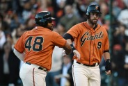 [CSNBY] Sandoval Ignites Giants 5-0 Win Over D'backs