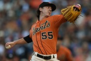 [CSNBY] Giants to Skip Lincecum's Start, Petit to Fill in
