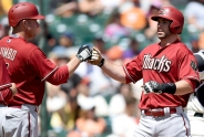 Goldschmidt Leads Diamondbacks Past Giants 5-1