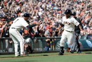 [CSNBY] Giants Win on Crawford's Walk-Off Blast in 10th