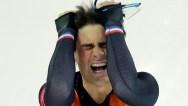 APTOPIX Sochi Olympics Speedskating Men