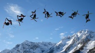 APTOPIX Sochi Olympics Freestyle Skiing Men