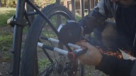 Creators of Vomit-Inducing Bike Lock Hope to Deter Thieves
