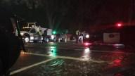 Crews Work to Cap Broken 16-Inch Water Main in Lafayette