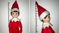 Elf-PoliceLine-up
