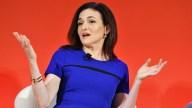 Facebook's Sandberg Says Fake News Didn't Sway Election