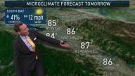 Jeff's Forecast: Temperatures Drop Into Weekend