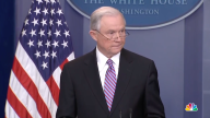 Sessions: 'Sanctuary Cities' Are Risking Federal Money