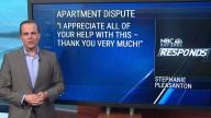 Woman's Apartment Lease Canceled After She Moved In