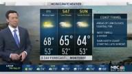 Cooling and Rain Chances Ahead